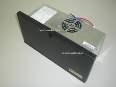 parallax 6730d 30 amp power center w door