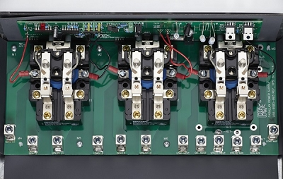 Parallax Ats503 50 Amp Transfer Switch