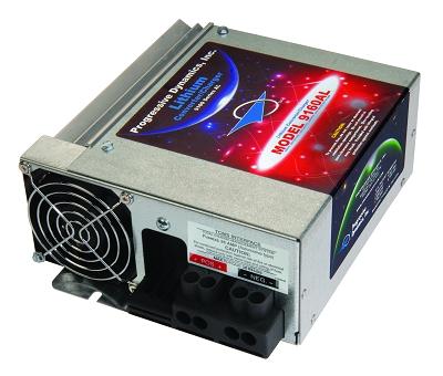 12 Volt Converter >> Pd9160al 60 Amp 12 Volt Lithium Converter Charger