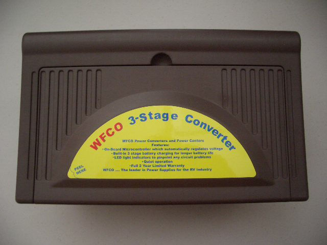 WFCO 8725P Power Center on