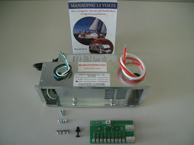 wfcokit3 amp converter replacement kit Magnetek Power Converter 6345 Upgrade at edmiracle.co