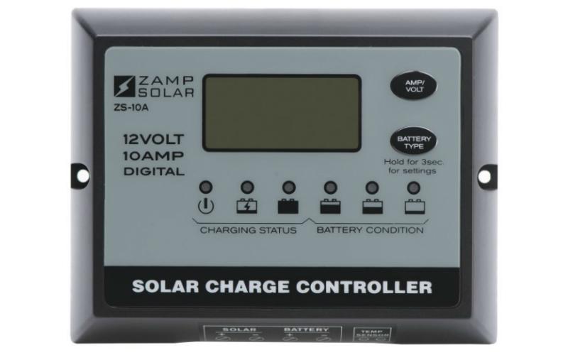 Zamp 120 Watt Portable Solar Charging System Zs Us 120 P