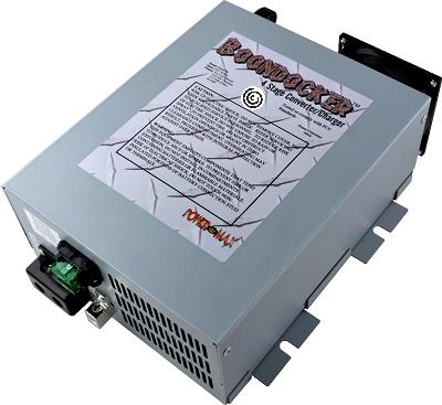boondocker bpcm 45 45 amp adjustable power converter charger. Black Bedroom Furniture Sets. Home Design Ideas