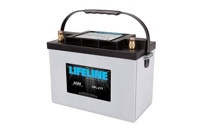 Gpl 27t 12 Volt 100 Amp Hour Deep Cycle Agm