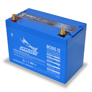 Fullriver 12 Volt 105 AH AGM Battery DC105-12
