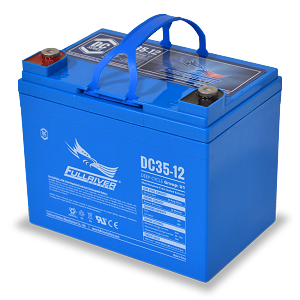 Fullriver 12 volt AGM Battery DC35-12
