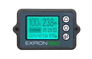 Expion360 BM350 Battery Monitor