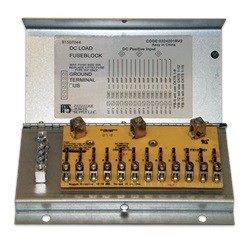 12 Position DC Fuse Panel
