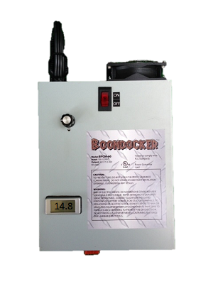 Boondocker BPCM-60   60 Amp Adjustable Power Converter/Charger