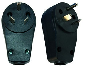 30 Amp Male Replacement Plug