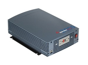 SSW-2000-12A 2000 Watt Pure Sine Inverter with 4000 Watt Surge
