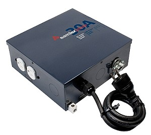Samlex 30 Amp Transfer Switch