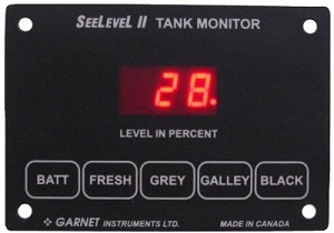 709-4 SeeLevel II Tank Monitor System