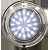 Stainless Dome Light, 7 In