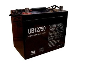 UB12750 75 AH Deep Cycle