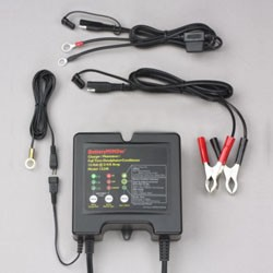 Battery Minder 12V 8A HF Charger, CEC Version