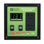 Zamp C-PAP Power System