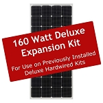 Zamp Deluxe Hardwired Solar RV Expansion Kits