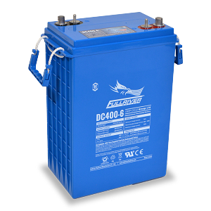 Fullriver 6 Volt 400 AH AGM Battery DC400-6