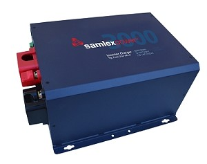 Samlex EVO-3012 3000 Watt Pure Sine Inverter/Charger